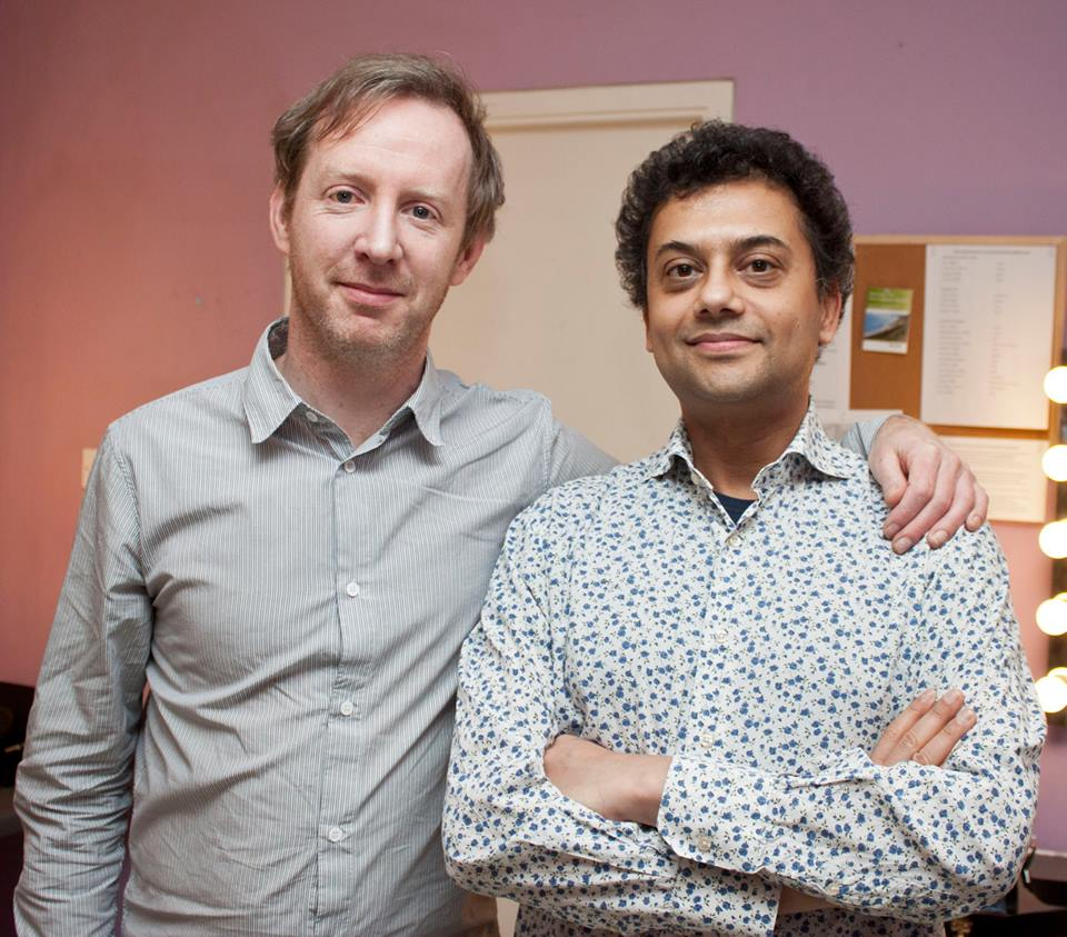 Paul Murray & Neel Zukherjee
