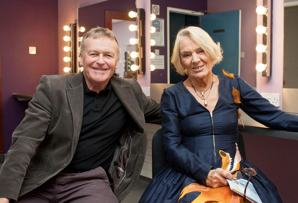 Niall MacMonagle & Pauline Bewick