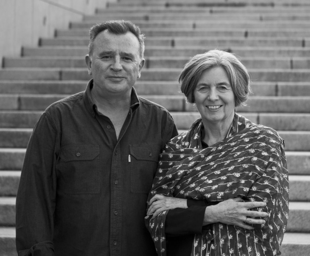 Declan Hughes & Julie Parsons