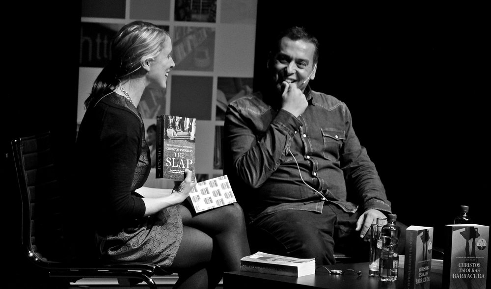 Nadine O' Regan & Christos Tsiolkas