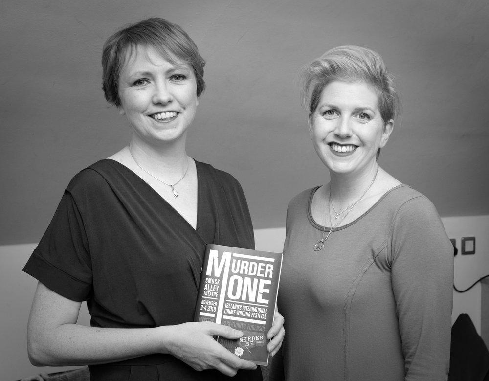 Sinéad Crowley & Claire Mackinstosh