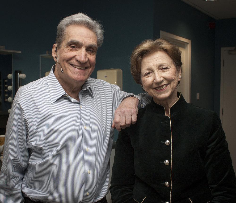 Robert Pinsky & Olivia O' Leary