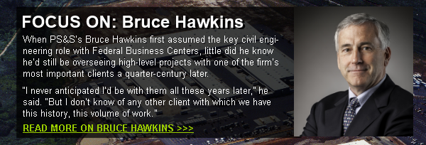FOCUS ON: Bruce Hawkins