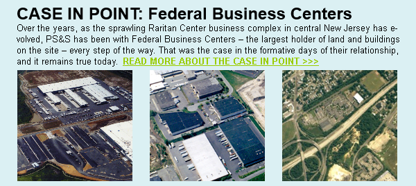CASE IN POINT: Federal Business Centers