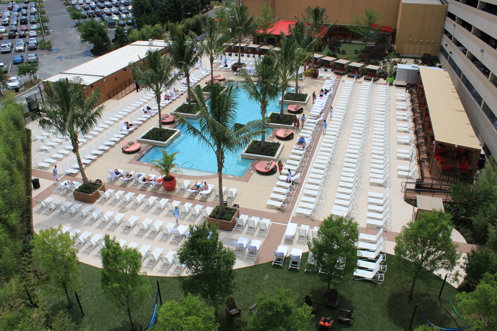 Borgata outdoor pool ps s integrated services for 50000 pool design