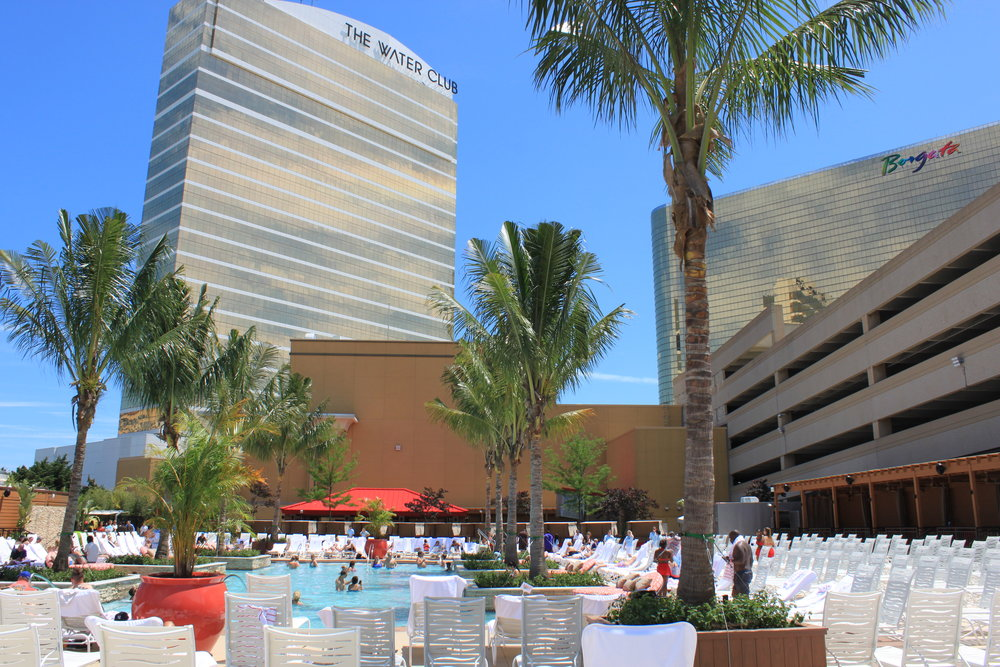 Borgata Outdoor Pool Ps S Integrated Services