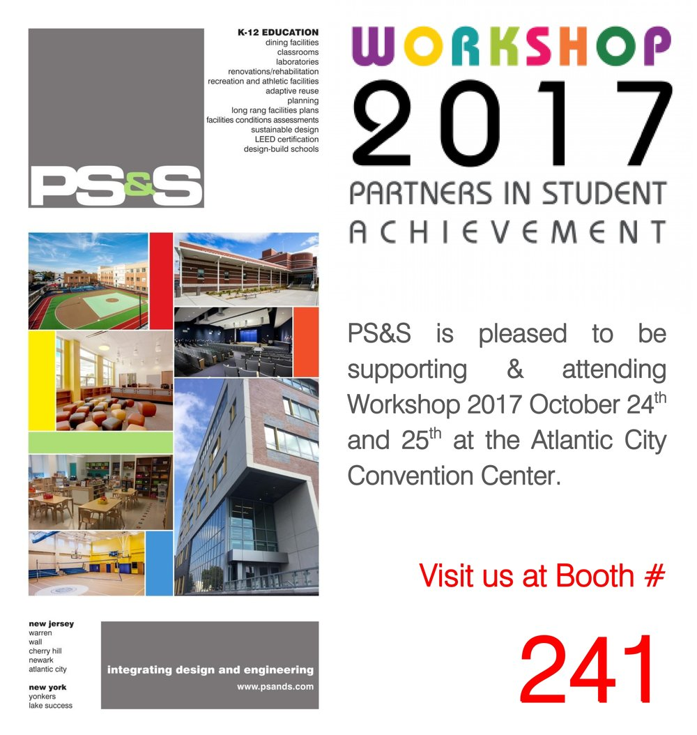 78583576c360 PS&S Looks Forward to Workshop 2017