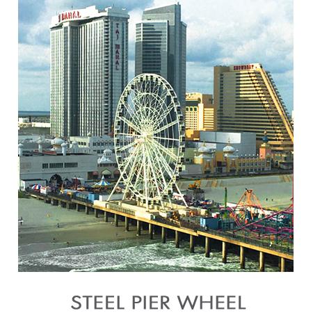 Steel Pier Observation Wheel
