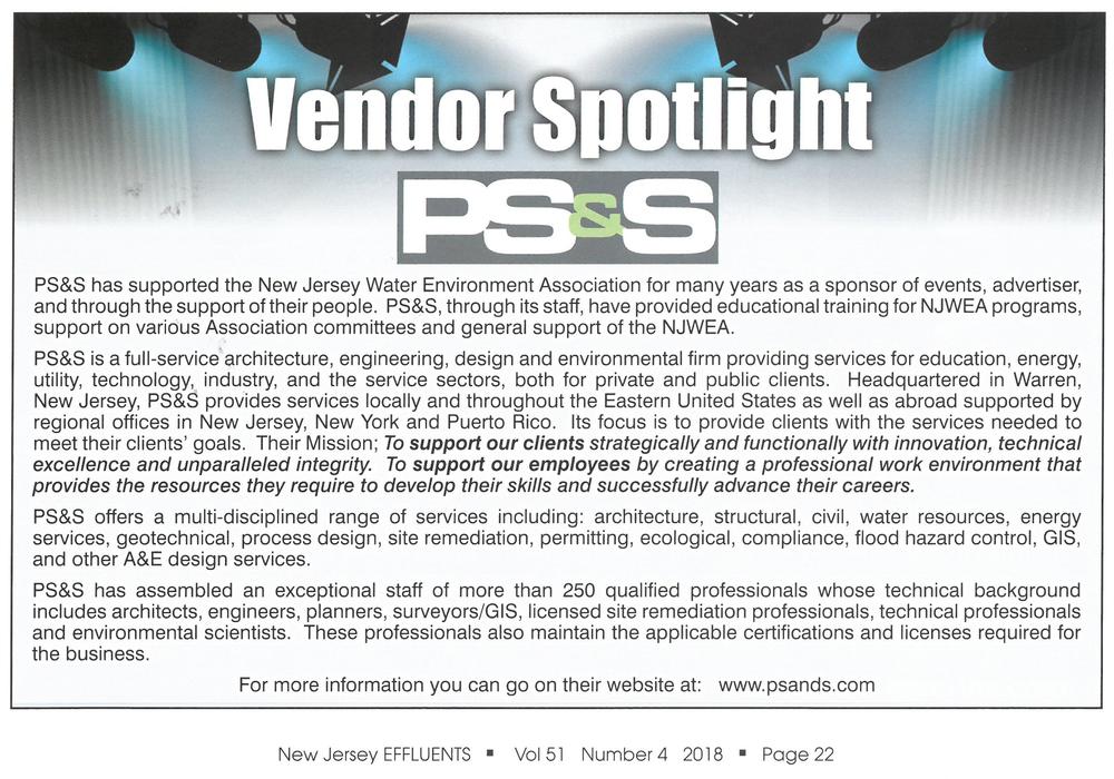 NJ EFFLUENTS - Vendor Spotlight Vol 51 No 1.png