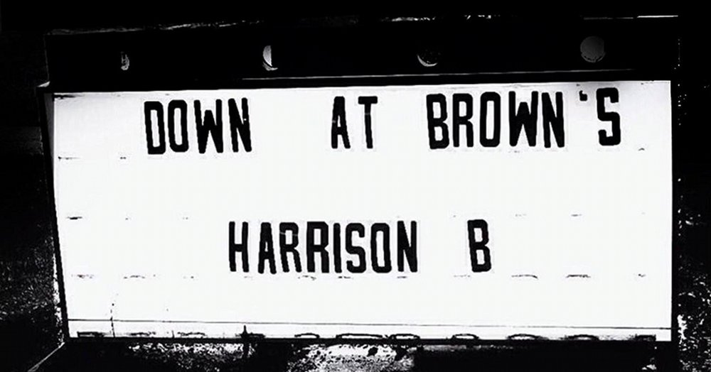A LIVE RECORD DISPLAYING THE BARE ROOTS OF HARRISON B, CLICK HERE TO CHECK OUT DOWN AT BROWN'S