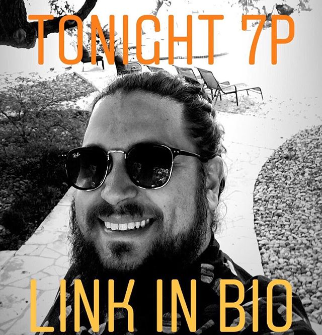 "Tonight at 7p PST my performance from Austin, TX will air live on the @dicksdrivein FB page ✌🏽✌🏽 Follow the link in my bio, then click ""get reminder"" to automatically get a notification when the show starts!"