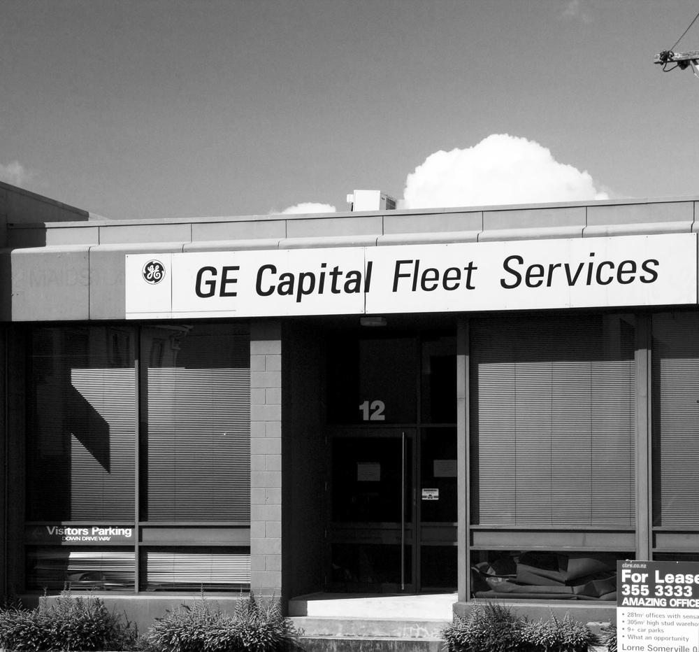 Project - GE Fleet Lease