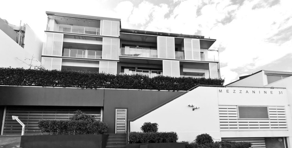 Project - Mezzanine Apartments