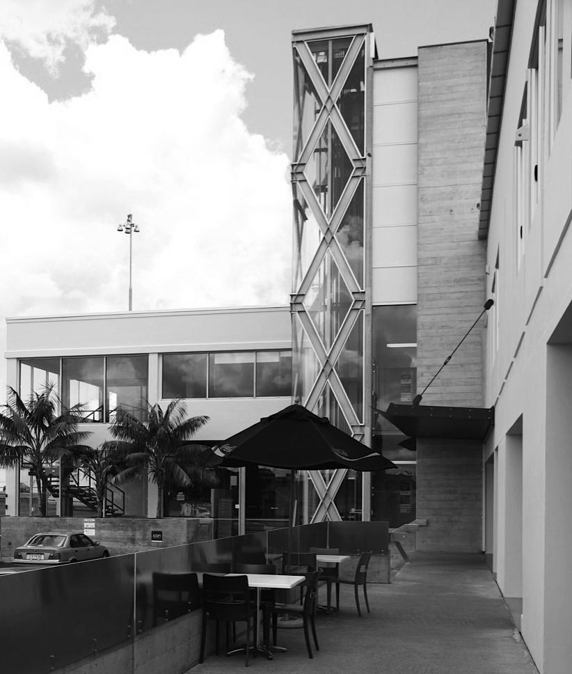 Project - Fairfax Media House