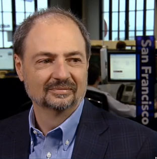 Charles Giancarlo Interview - Bloomberg West - November 15, 2012