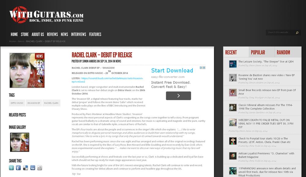 Rachel Clark - INVASION - withguitars - RELEASE - 2014.jpg
