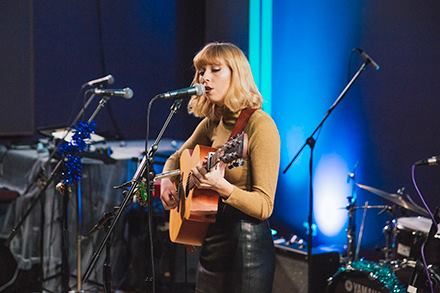 Rachel Clark - Leeds College of Music - Crosswire