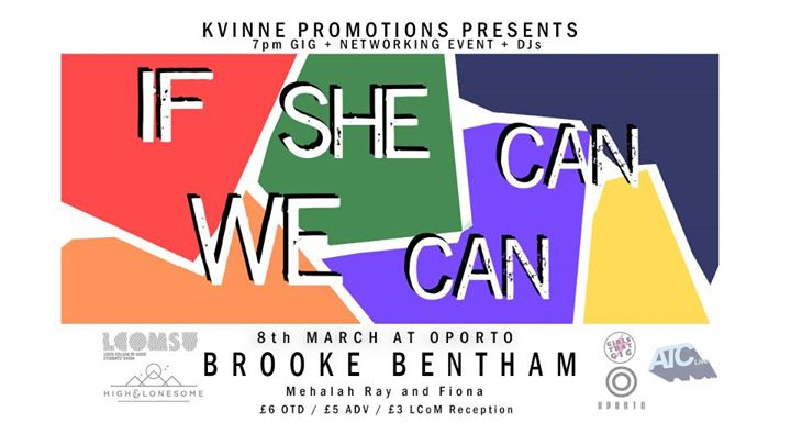 Mehalah Ray - Oporto - Brooke Bentham - if she can we can.jpg