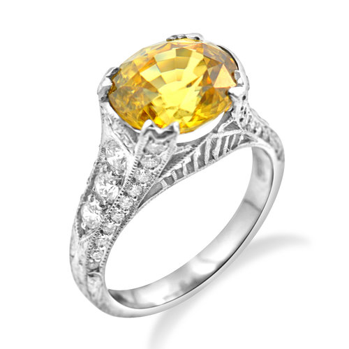 halo golden ring zircon product ladies img diamond oval