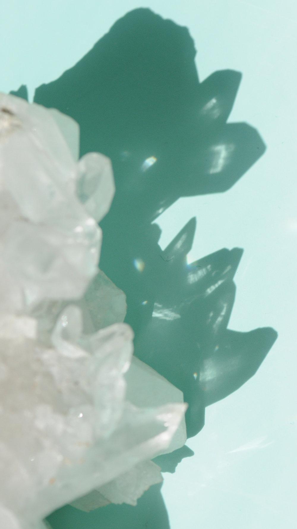 Turquoise Shadows