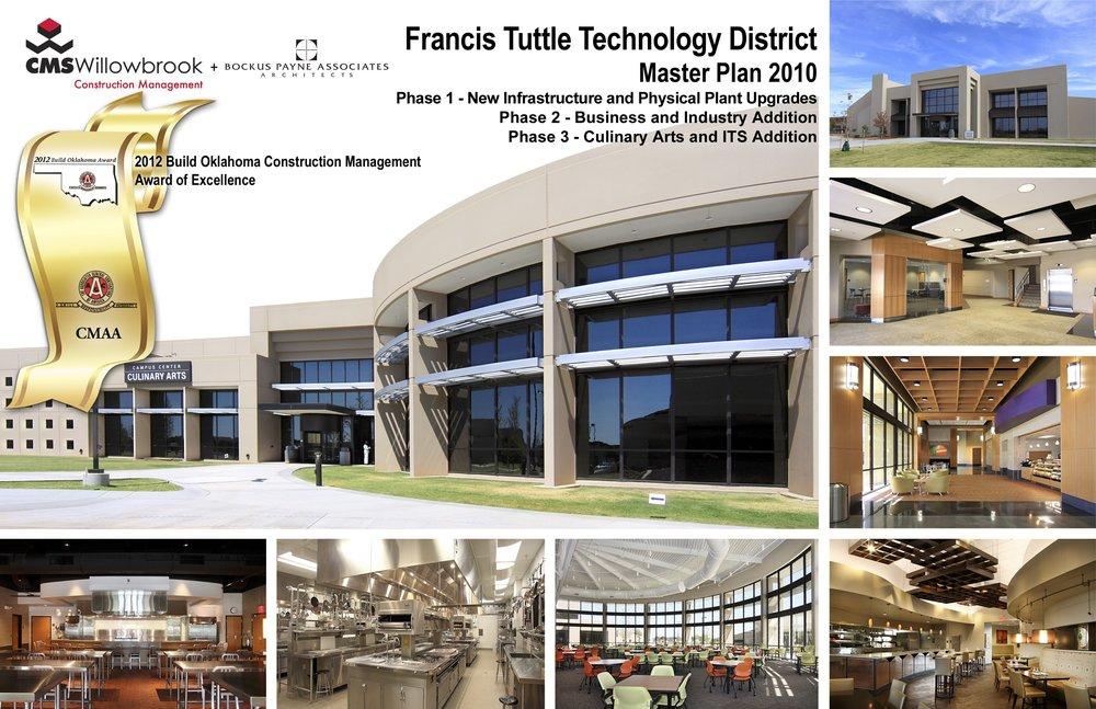 2012 Francis Tuttle Master Plan_award poster.jpg