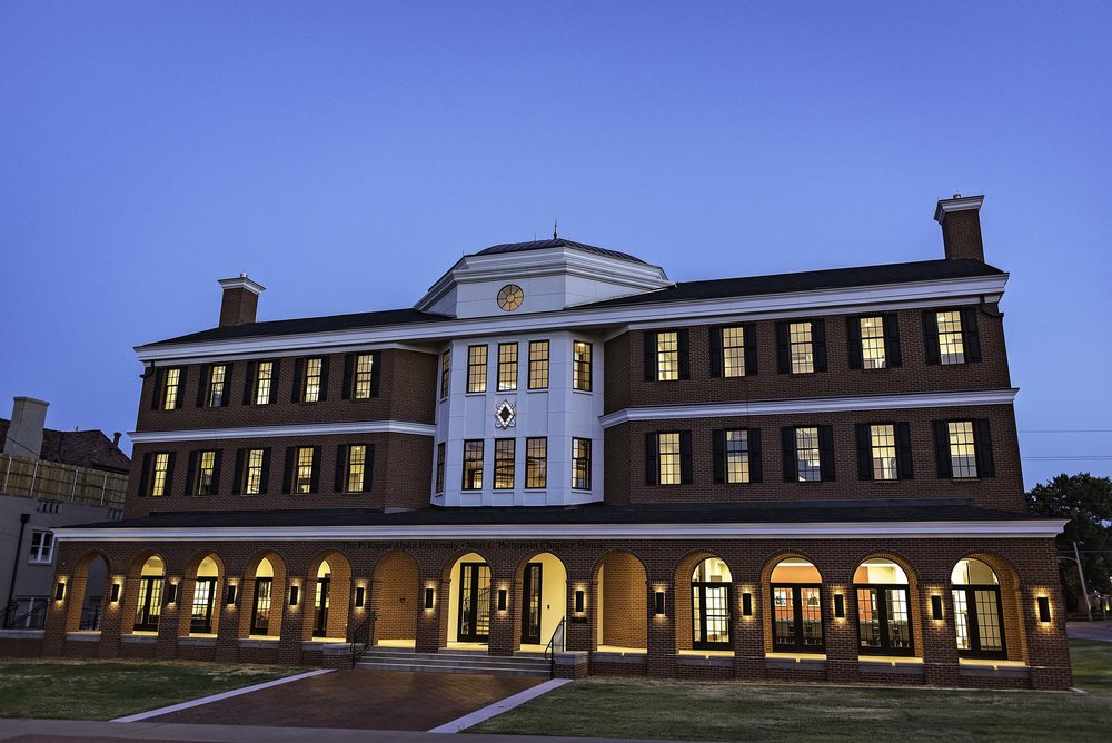 PIKE exterior at night.jpg