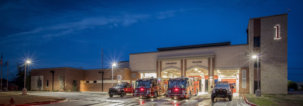 Del City FD1exterior night angeled.jpg