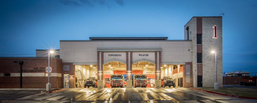 Del City FD1exterior night.jpg