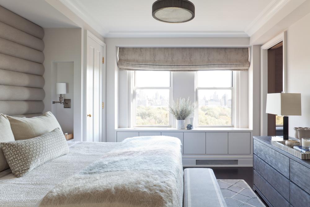 Hernandez Greene - Upper West Side Master Bedroom