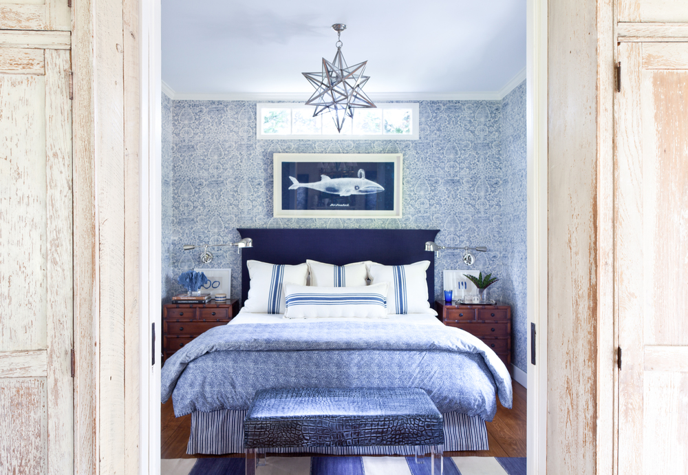 Hernandez Greene - Southampton Master Bedroom