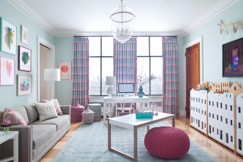 Hernandez Greene - Central Park West Playroom