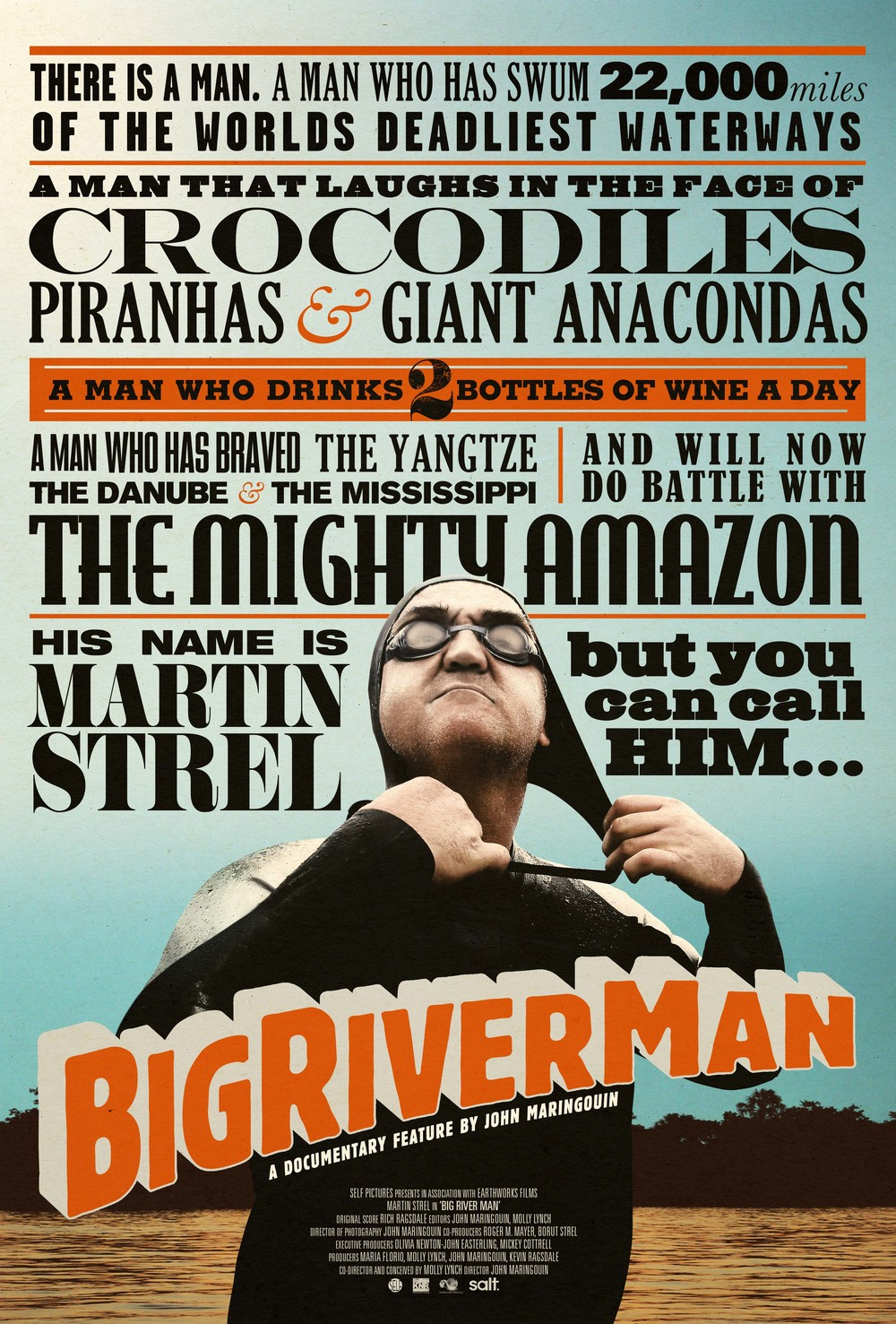 BIG RIVER MAN (2009)