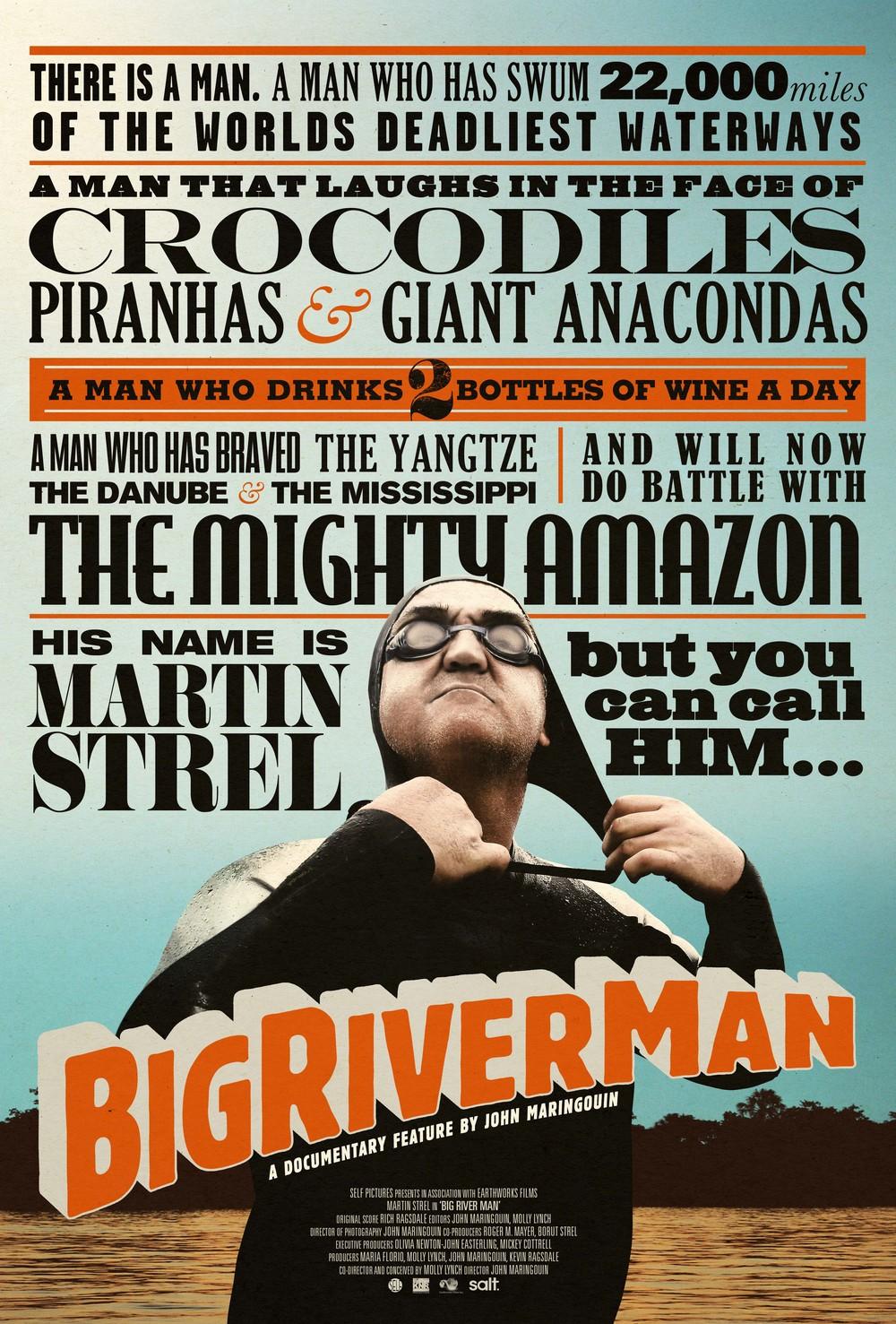 BIG RIVER MAN (2009)