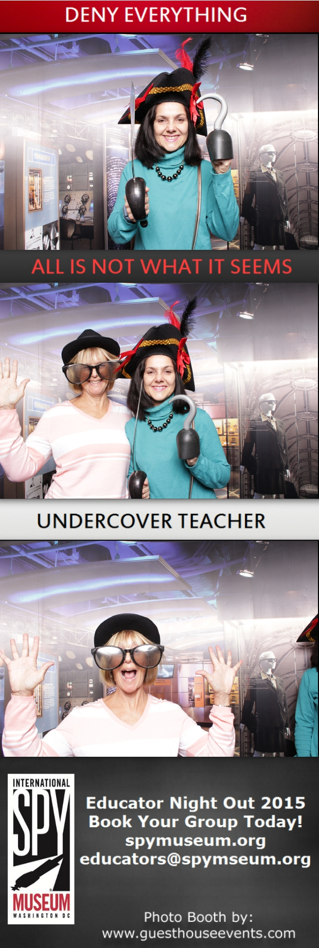 Guest House Events Photo Booth Spy Museum Educator Night Out (9).jpg
