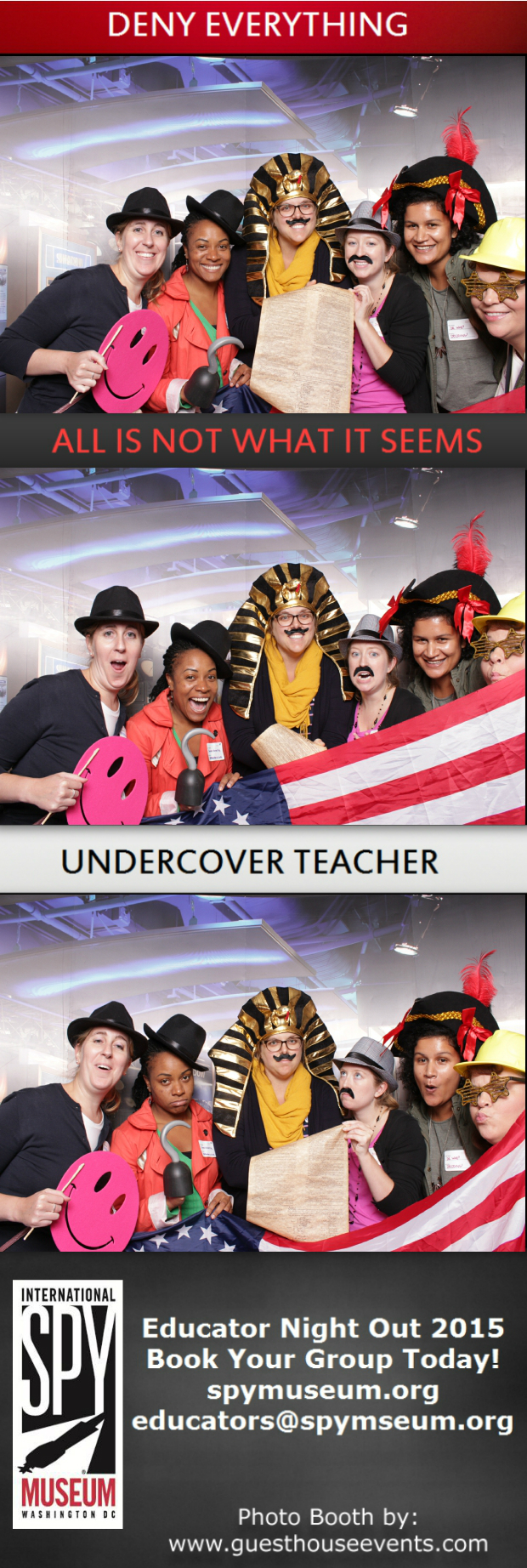 Guest House Events Photo Booth Spy Museum Educator Night Out (31).jpg