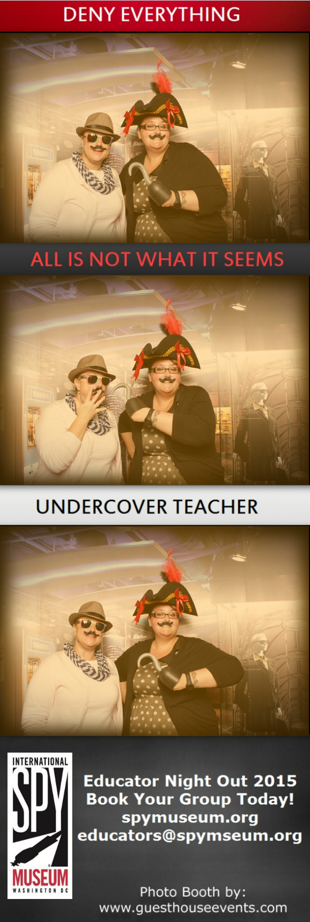 Guest House Events Photo Booth Spy Museum Educator Night Out (40).jpg
