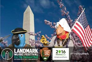 Landmark Music Festival 9.26.15-9.27.15
