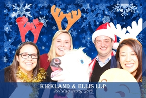Kirkland & Ellis Holiday Party 2015