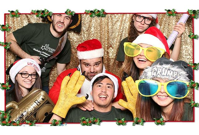 A very merry seasons greetings from our crazy family to yours! We can't wait to party with all of you guys in 2016! #CelebrateGoodTimesCommon! #GHE #theboothie #HappyHolidays #eventplanning #eventdesign #photobooth #EatDrinkBeMerry2015 🎄🍷🍰🍸🎉🎊