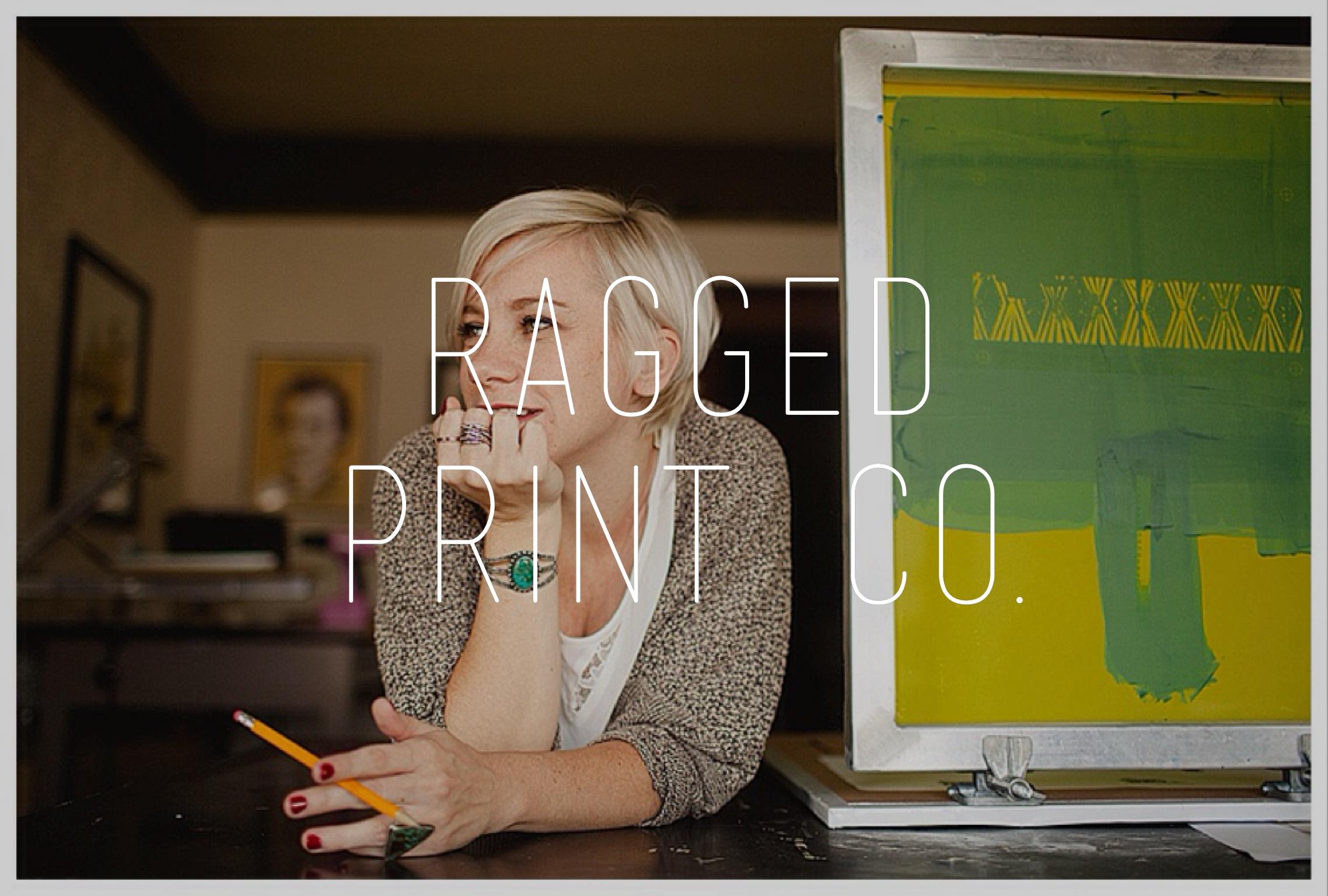Ragged Print CO.