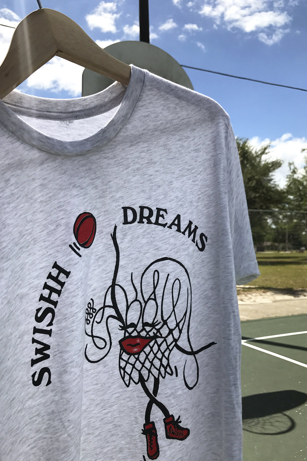 MS. SWISHH T-SHIRT