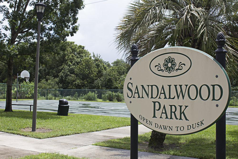 SANDALWOOD PARK