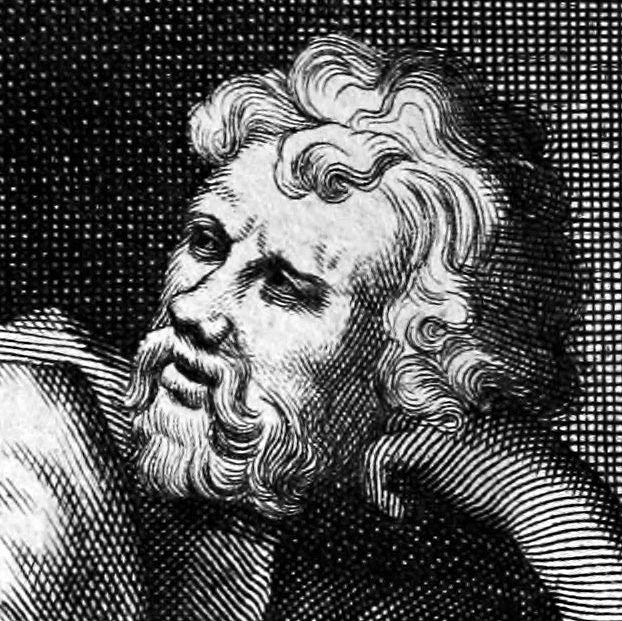 Epictetus, making it look easy.