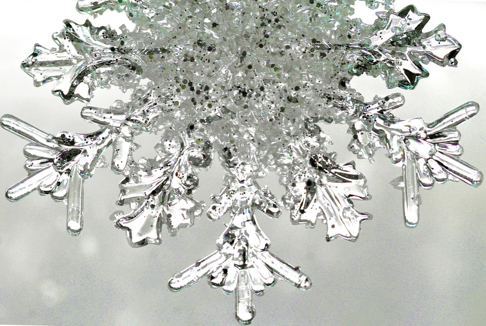 Snowflake  (2008). Photography by  Liz West .