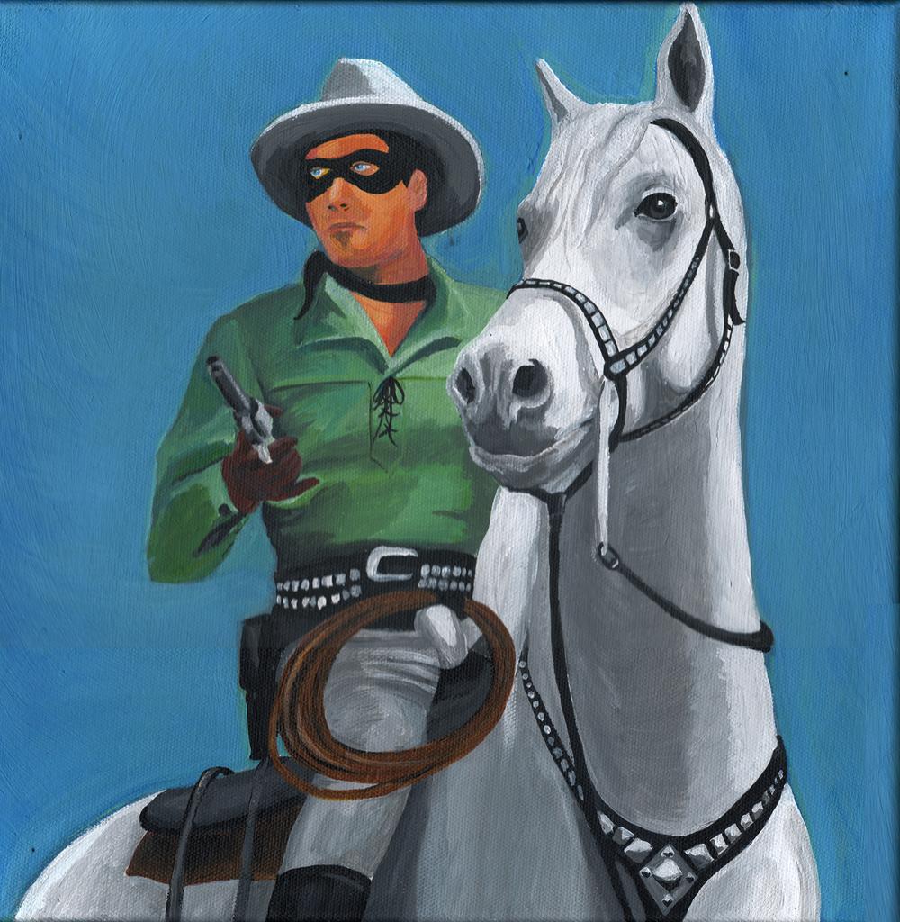 Lone Ranger & Silver