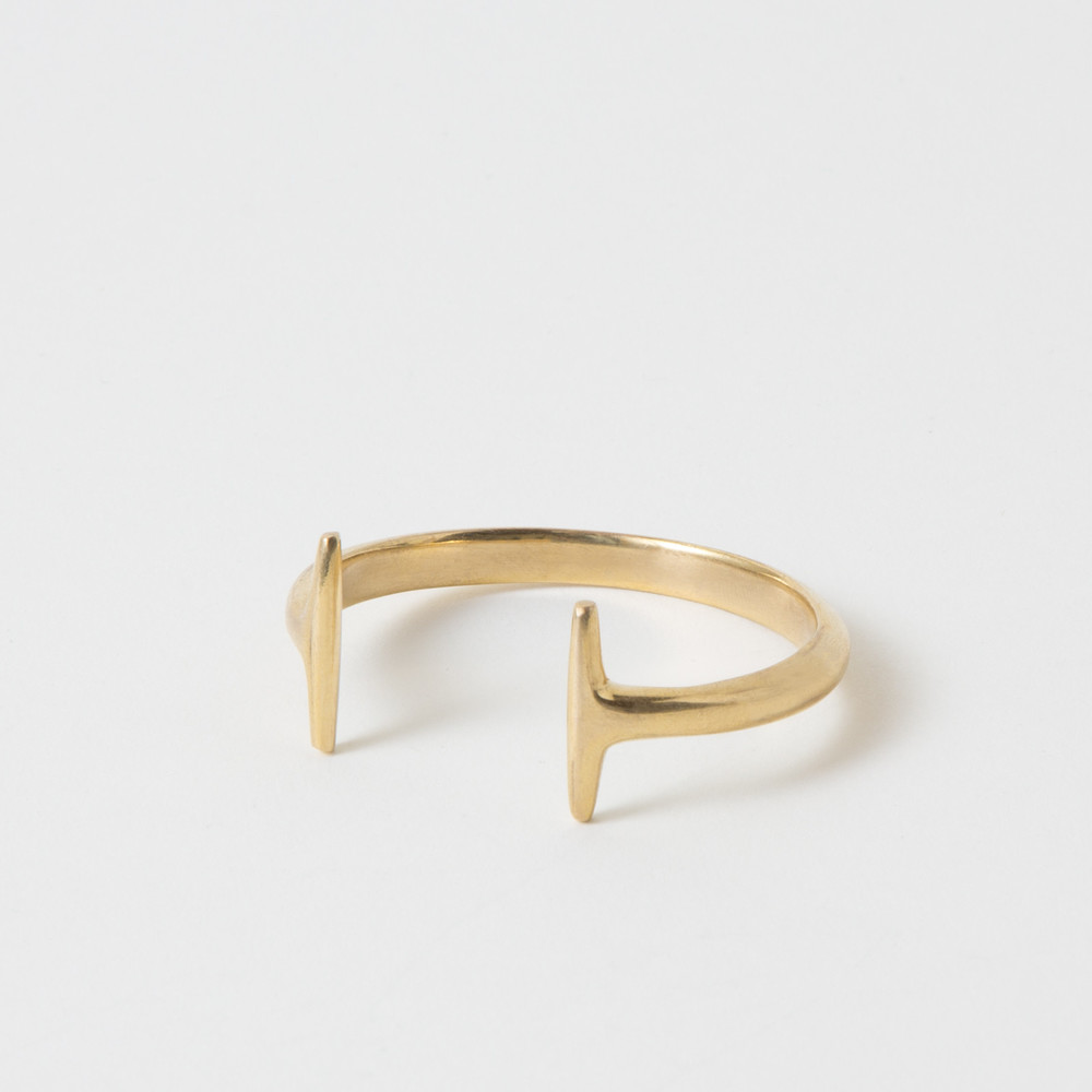 Double Bar Cuff, $74 Photo via shopsoko.com