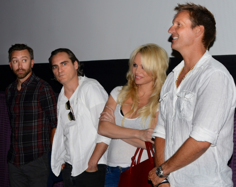 At Screening of 'Unity' at Universal Studios Aug 12/15 - Photo: Chris Ameuruso