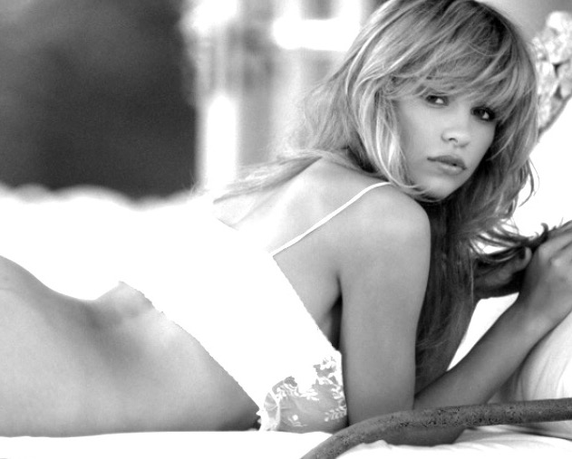 young pamela anderson play boy
