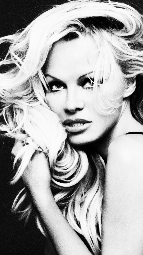 Pam anderson nude black and white, pron all tube