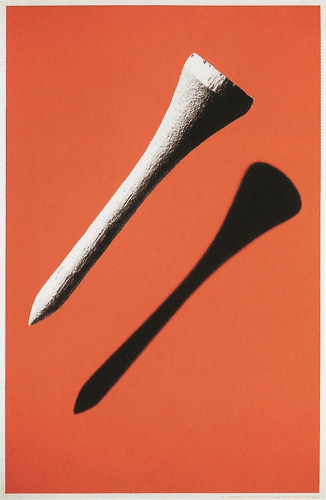 """T"" Ambassador Arts Alphabet Poster Series, '94"
